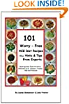 101 Worry - Free Hcg Diet Recipes Plu...