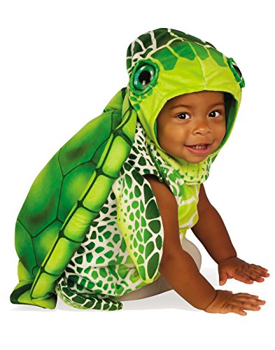 [Rubie's Costume Co. Baby Turtle Costume, As Shown, Toddler] (Turtle Baby Costumes)