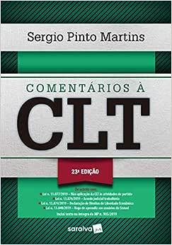 Comentários à CLT - 23ª Edição 2020