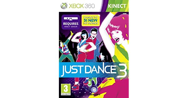 Just Dance 3 - Kinect Required (Xbox 360) [Importación inglesa ...