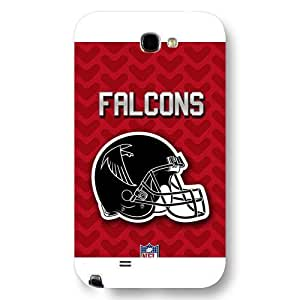Customized NFL Series For HTC One M9 Case Cover NFL Team Atlanta Falcons Logo For HTC One M9 Case Cover Only Fit For HTC One M9 Case Cover (White Frosted Shell)