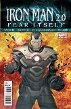 Iron Man 2.0 #7 (Fear Itself Tie-In)