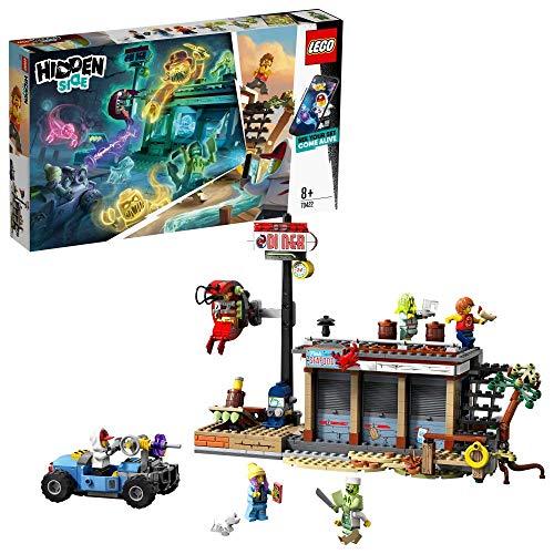 레고 (LEGO) 히든 사이드 유령이 가득 새우 레스토랑 70422