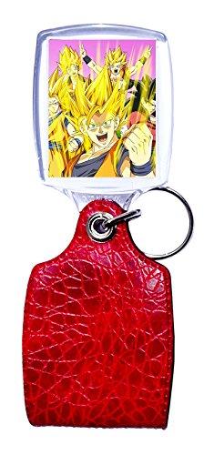 Llavero Rojo Dragon Ball 6: Amazon.es: Hogar
