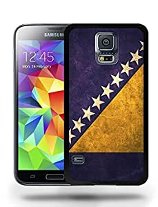 Bosnia and Herzegovina Vintage Flag Phone Case Cover Designs for Samsung Galaxy S5