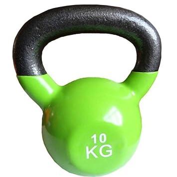 Fitness Kettlebell Mancuerna Entrenamiento De Fuerza para Hombres Y Mujeres Que Entrenan Equipos De Gimnasio Suministros: Amazon.es: Deportes y aire libre