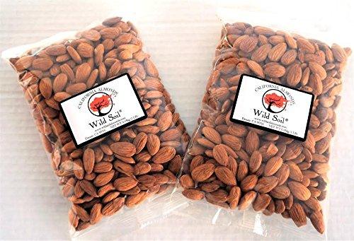 Wild Soil Almonds Pasteurized Probiotic product image