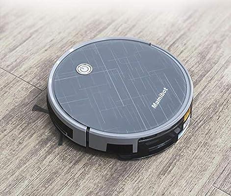 Robot aspirador, Mamibot EXVAC 660 friega y aspira sus suelos de una sola pasada. Control mediante Smartphone