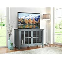 Better Homes and Gardens Oxford Square TV Stand and Console for TVs up to 55 (Blue)