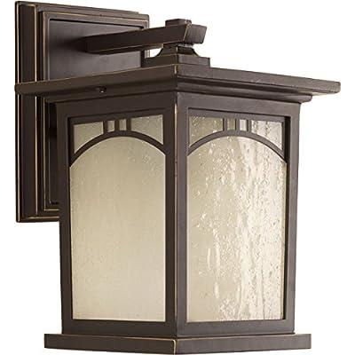 "Progress Lighting P6052-20 Residence 1 Light Small Wall Lantern, 6"""