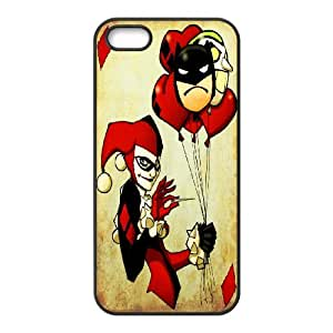 Harley Quinn case generic DIY For iPhone 5, 5S MM8R854114
