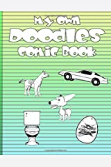 My Own Doodles Comic Book Paperback