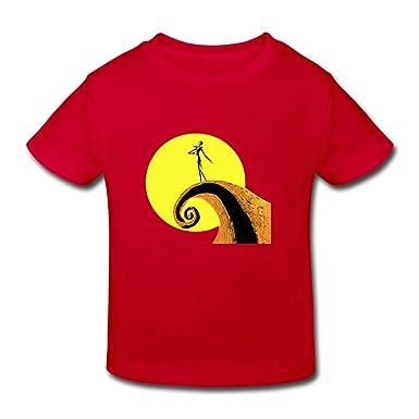 amazoncom rida the nightmare before christmas 3 boysgirls baby kids toddler t shirts clothing - Christmas Shirts For Boys