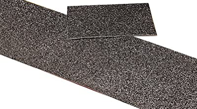 "A&H Abrasives 878512, Sanding Accessories, Lubricants, 3"" X 6"" Graphite Sander Platens, 3 Each"