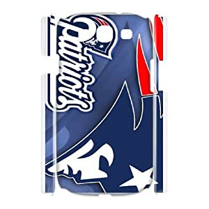 DIY phone case New England Patriots skin cover For Samsung Galaxy S3 I9300 SQ812384