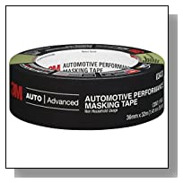 3M 03433 36 mm x 32 m Automotive Performance Masking Tape