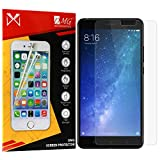DMG 2.5D 9H Ultra Clear Tempered Glass Screen Protector for Xiaomi Mi Max 2