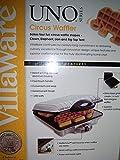 VillaWare V20110 UNO Circus Waffler