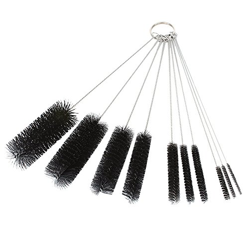 Hot Sale!UMFun 10PC Multi-Functional Tools Brush Spray Brush -