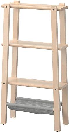 IKEA ASIA VILTO Estantería Abedul: Amazon.es: Hogar