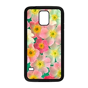 Petals Custom Cover Case for SamSung Galaxy S5 I9600,diy phone case ygtg516997 by lolosakes