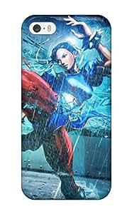 1071045K15 5s974775 High Quality Chun Li In Street Fighter Tpu Case For Iphone 5/5s