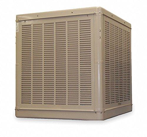 - 5600/6600 cfm Ducted Evaporative Cooler, 115V