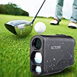 ACTOPP-Portable-Laser-Rangefinder-Golf-6x21mm-Range-Finder-Distance-Finder-with-Horizontal-Distance-Fog-Vertical-Height-and-Speed-Measurement-650-Yards-for-Hunting-Golf-Fishing-Outdoor-Activities