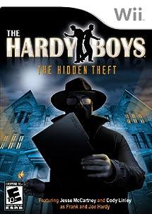 The Hardy Boys: Hidden Theft - Nintendo Wii