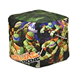 Nickelodeon Teenage Mutant Ninja Turtles Square Pouf