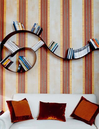 Bookworm Regal amazon com kartell bookworm shelf small matte white home kitchen
