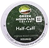 Green Mountain Coffee Half Caff, Vue Cup Portion Pack for Keurig Vue Brewing Systems (96 Count)