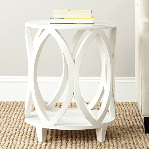 Safavieh American Homes Collection Janika Shady White Accent Table
