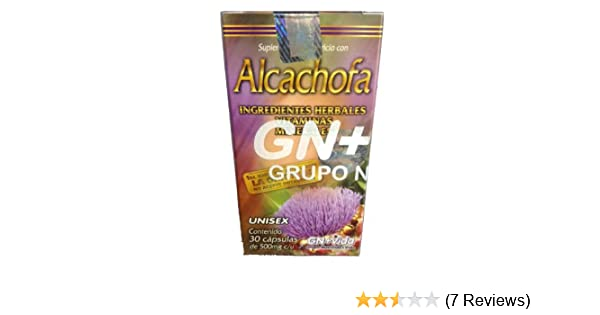 Amazon.com: Pastillas de Alcachofa/Artichoke Pills: Health & Personal Care