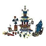 Lego-70732-Ninjago-City-of-Stiix-Gioco-di-Costruzione