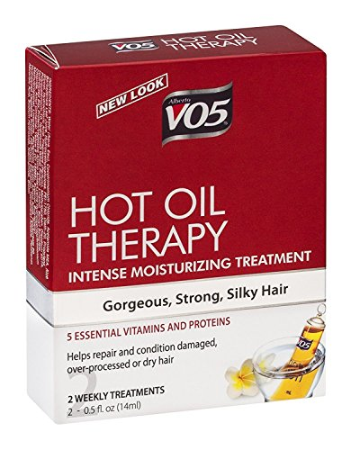 VO5 HOT OIL 2PK MOISTUR