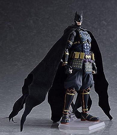 Amazon.com: Buena Smile Batman Ninja Figma Figura De Acción ...