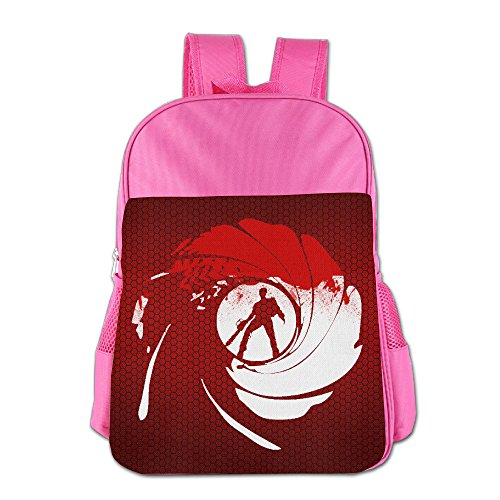007-james-bond-chainsaws-are-forever-kids-school-backpack-bag-pink