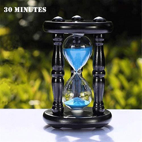 4 pack, 38.5x13.5cm, 30 Minute Sand Hourglass Countdown