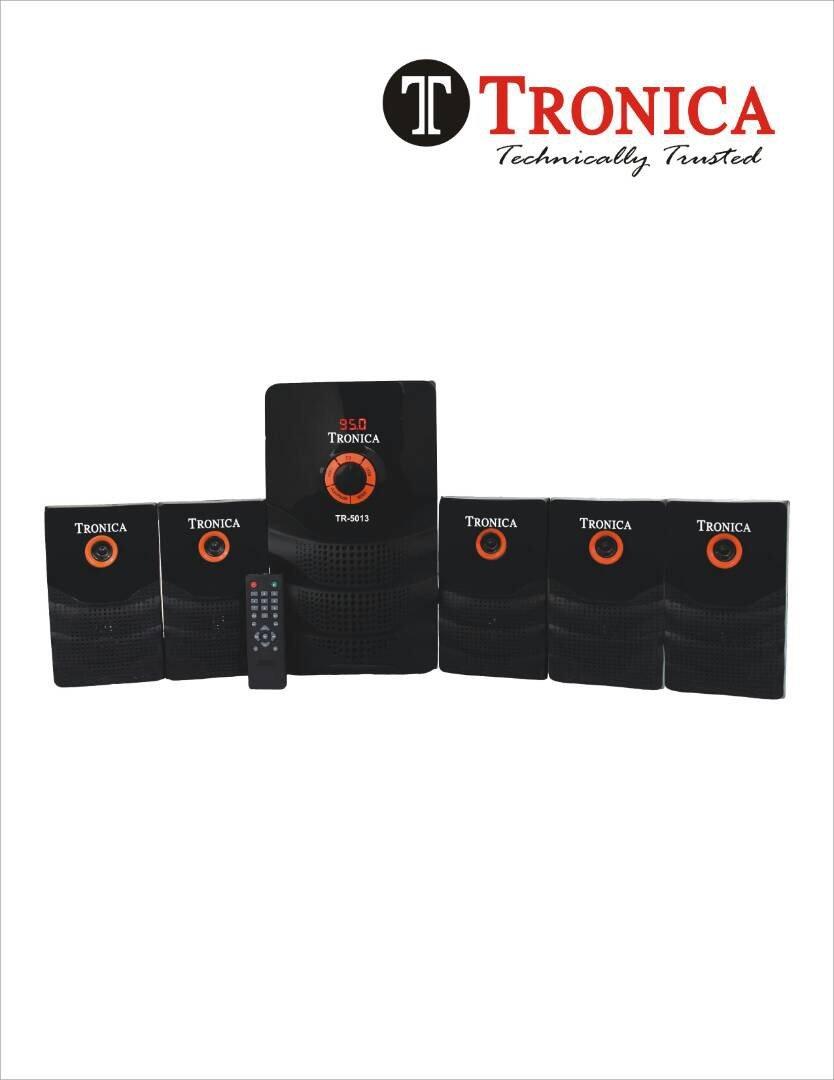 Tronica IT-5013 5.1 Channel Multimedia Speake..