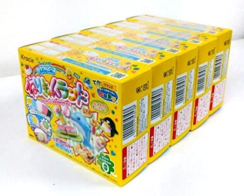 Popin Cookin Nerikyan Land (japan import): Amazon.es: Alimentación y bebidas