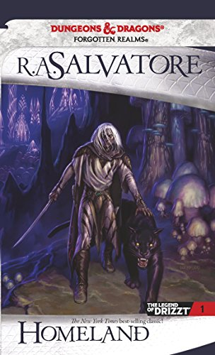 The Legend Of Drizzt Ebook