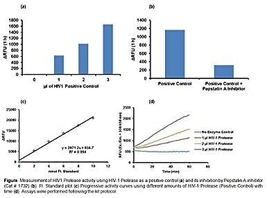 Amazon.com: HIV-1 proteasa actividad Assay Kit (fluorometric ...