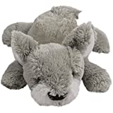 KONG Cozie Buster, Medium Dog Toy, Grey