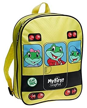 My First LeapPad Bus Backpack