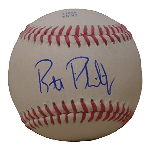 Kansas City Royals Brett Phillips Autographed Hand Signed