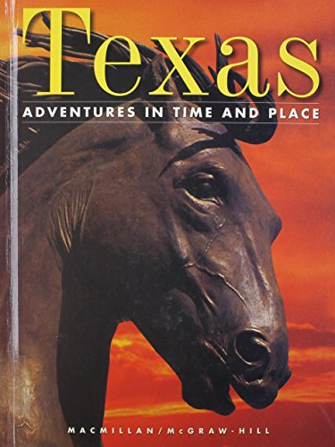Texas (Adventures in Time and Place)