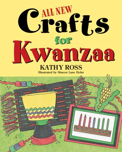 All New Crafts for Kwanzaa (All-New Holiday Crafts for Kids)