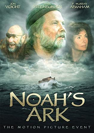 Amazoncom Noahs Ark The Mini Series Event John Voight Mary