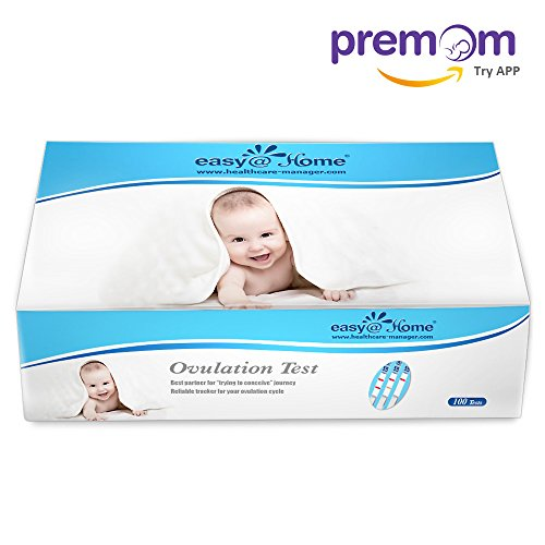 Easy@Home branded 100 Ovulation (LH) Urine Test Strips, 100 Tests by Easy@Home (Image #7)